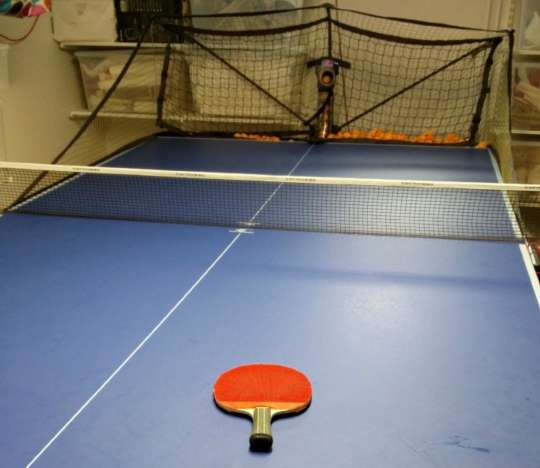3 Table Tennis Room